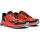 saucony Koa TR Running Shoes Men red/black